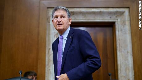 'Increasingly alarmed.' Joe Manchin goes after the Fed on inflation